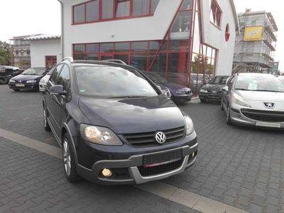 gebraucht VW Golf Plus Cross 1.9 TDI DPF ALU, KLIMA, STANDHEIZUNG
