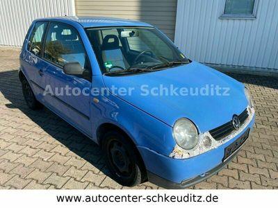 gebraucht VW Lupo Basis Airbag Servo Tüv 10/2022 orig 129tkm