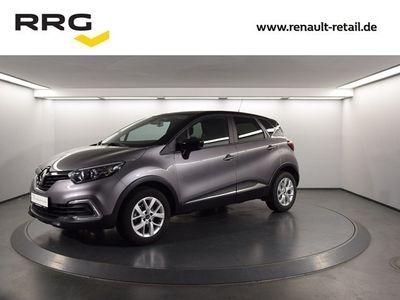 gebraucht Renault Captur LIMITED DELUXE dCi 90 KLIMA/NAVI
