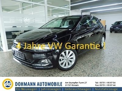 gebraucht VW Polo Highline 1.0 TSI/AppConnect/4J.Gar/Cam.Sitzhzg.