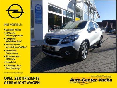 gebraucht Opel Mokka 1.4 Turbo 4x4 Innovation +Navi +Kamera