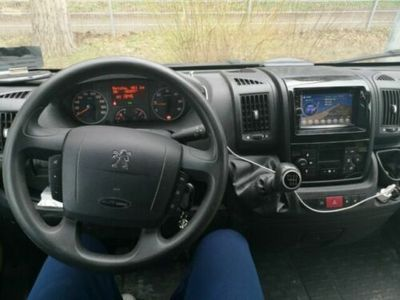 gebraucht Peugeot Boxer HDi EURO5