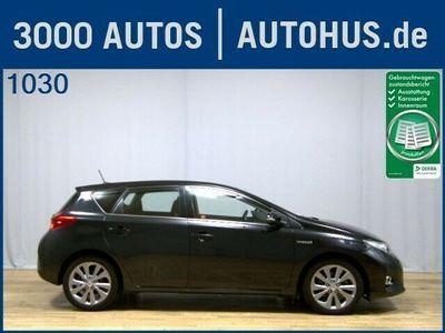 gebraucht Toyota Auris 1.8 Hybrid Executive T-Leder Navi Xenon