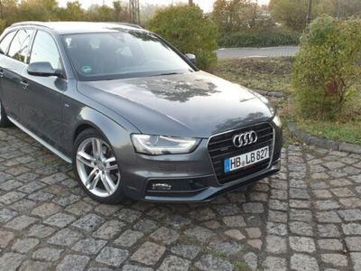 gebraucht Audi A4 Allroad quattro (clean diesel) 2.0 TDI DPF