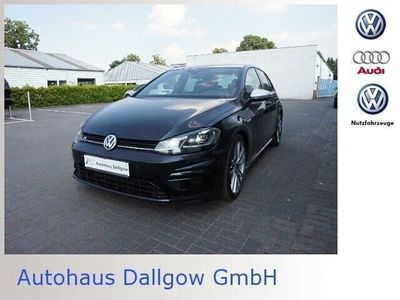 käytetty VW Golf R 2.0 l TSI DSG 4Motion +KLIMA+LED+NAVI+ALU