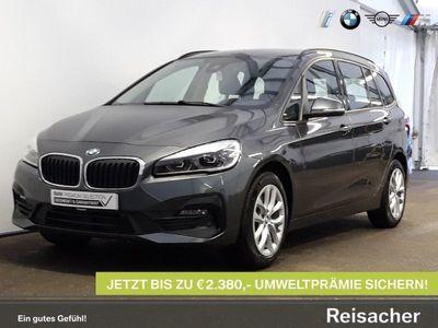 """gebraucht BMW 218 Gran Tourer d A Advantage Navi,LED,PDC,SH,17"""""""
