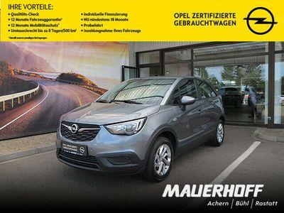 gebraucht Opel Crossland X EDI | Kamera | S/S | Parkpilot |