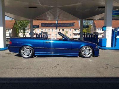 gebraucht BMW 320 Cabriolet 3er M PAKET LPG