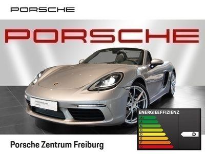 gebraucht Porsche 718 Boxster BOSE PDLS Rückfahrkamera 20-Zoll
