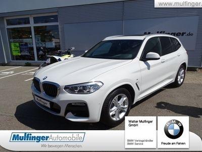 gebraucht BMW X3 xDr 25d M Sport NaviProf DrAss+ DDC Pano AHK HU