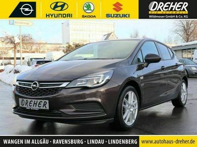 "gebraucht Opel Astra 1.4 Turbo/""EDITION Plus""/Komfort-P/2xPDC Klima"