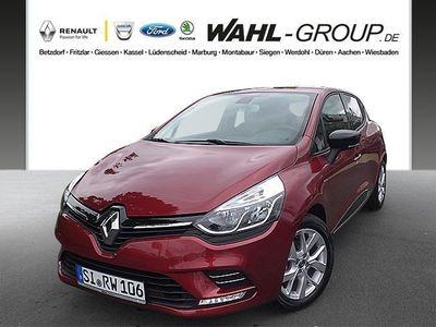 gebraucht Renault Clio IV Limited 2018 TCe 90 NAVI SHZ EPH DAB