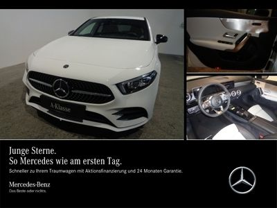 gebraucht Mercedes A180 AMG/Nightp./PDC/LED/Kamera/Autom./SHZ