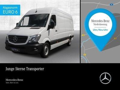 gebraucht Mercedes Sprinter 319 CDI KA Autom. AHK 3,5T Tacho Klima Sc