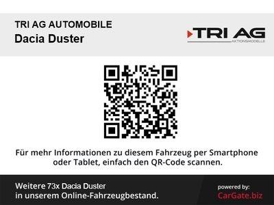 gebraucht Dacia Duster Laureate 4x4 1.2 TCe 125 Allrad Klima Tem