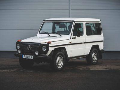 gebraucht Mercedes G290 TD 461 Klima, Automatik, Kein Rost !