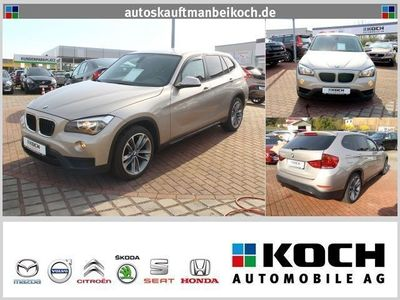 gebraucht BMW X1 20d xDrive Standheizung AHK (Klima Standhzg.)