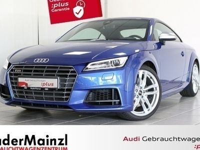 gebraucht Audi TTS Coupé TFSI 2.0 quattro Navi Einparkhilfe