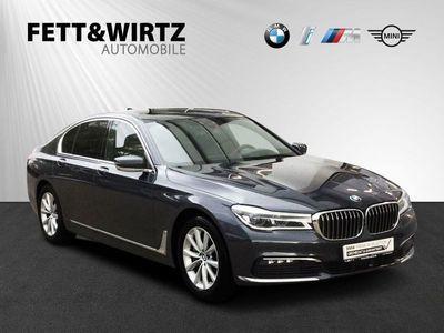 gebraucht BMW 730L d xDrive Leas. ab 498,- br. o. Anz.
