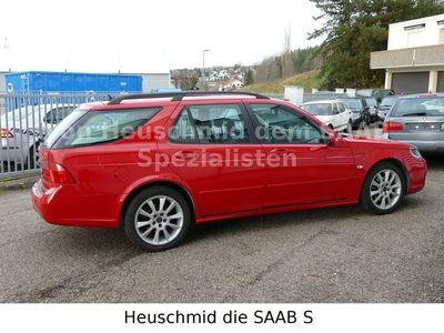 gebraucht Saab 9-5 2.0t BioPower Vector SportCombi Hirsch Perf. als Kombi in Obergünzburg