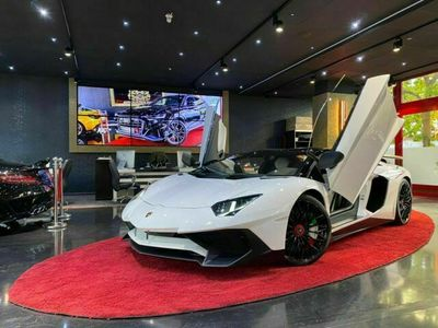gebraucht Lamborghini Aventador LP 700-4 SV bei Gebrachtwagen.expert