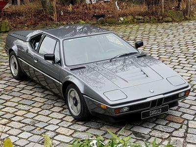 gebraucht BMW M1 erst 9.952 km! Fantastisch Original! als Sportwagen/Coupé in Rosenheim