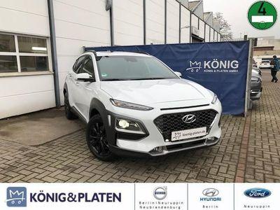 gebraucht Hyundai Kona 1,6 A/T 4WD Style Lichtp.,Technikp., GD