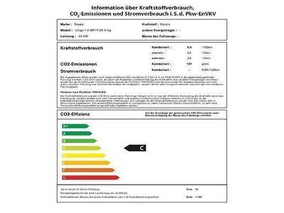 gebraucht Skoda Citigo 1.0 MPI FUN 3-trg.