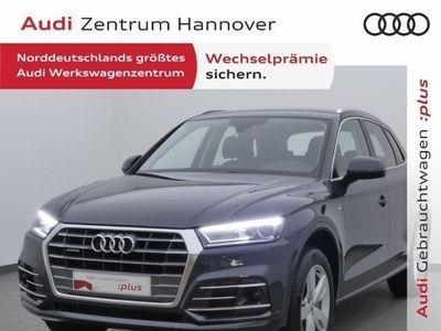 gebraucht Audi Q5 40 TDI AHK Leder Navi 4x Sitzheizung S-tronic