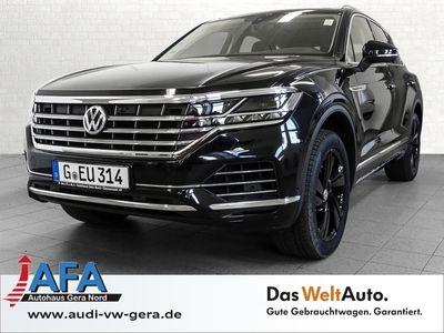 gebraucht VW Touareg V6 3,0 TDI 4M tiptr. MatrixLED,AHK,DynAudio