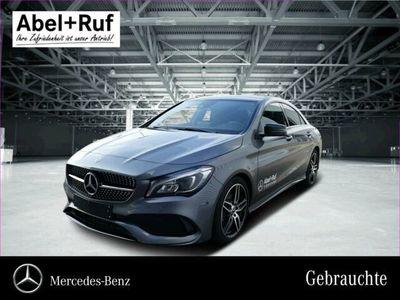 gebraucht Mercedes CLA200 - BENZCoupé - AMG - Night Paket - Navi - Rückfahrkamer