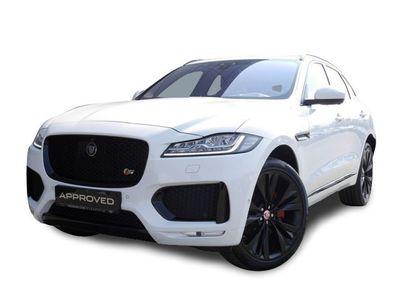 gebraucht Jaguar F-Pace S AHK/Standh./HeadUp/22-Zoll Bluetooth