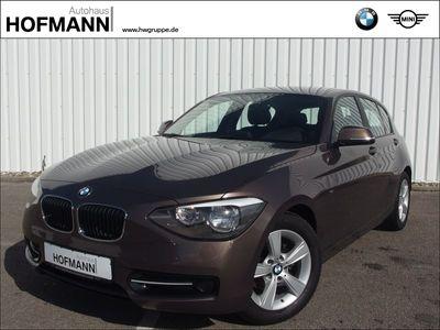 gebraucht BMW 116 d EfficientDynamics Edition Sport Line