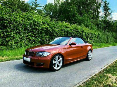 gebraucht BMW 125 Cabriolet i Aut. mit LPG