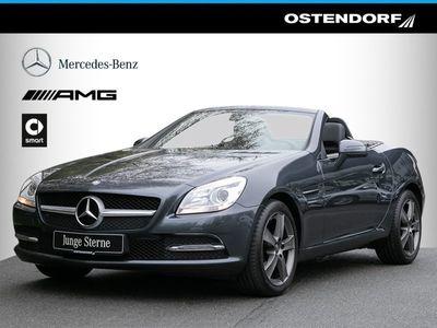 käytetty Mercedes SLK200 *7G-Tronic*Parktronic*Navi*Airscarf*Leder