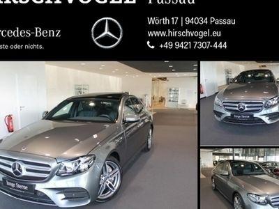 gebraucht Mercedes E400 4M AMG-Line+Pano+DISTRONIC+MULTIBEAM+Com