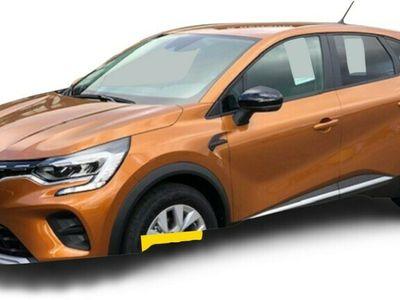 gebraucht Renault Captur CapturEXPERIENCE TCe100 KLIMAAUTO/17ALU/PARKP