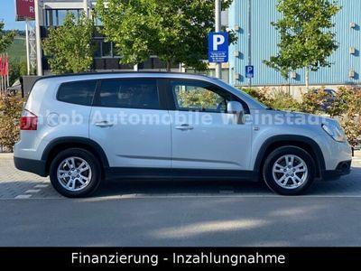 gebraucht Chevrolet Orlando LT-Klima-8 Fach-7 Sitzplätze-
