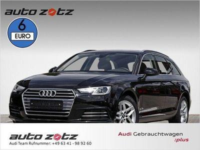 gebraucht Audi A4 Avant Sport 2.0 TDI 6-Gang Navi+ Klima SiHei
