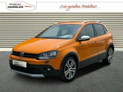 gebraucht VW Polo Cross 1.2 TSI,Klimaautomatik ,Parksensoren