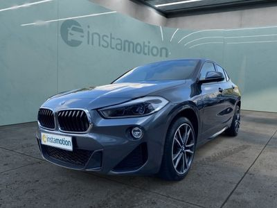 gebraucht BMW X2 X2sDrive 18 d M Sport EU6d-T Aut Navi Temp Klima PDC PGD