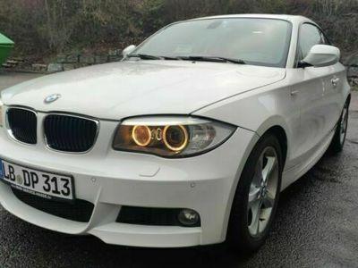 gebraucht BMW 125 Coupé i Coupe Aut. 3.0l LCI - HK - SHZ - M-Paket als Sportwagen/ in Stuttgart