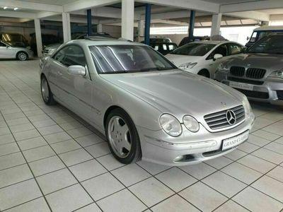 gebraucht Mercedes CL600 V12