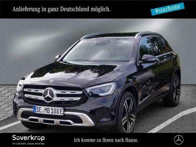 gebraucht Mercedes GLC300 de 4M AMG Multibeam Distro. 360° AHK SHZ