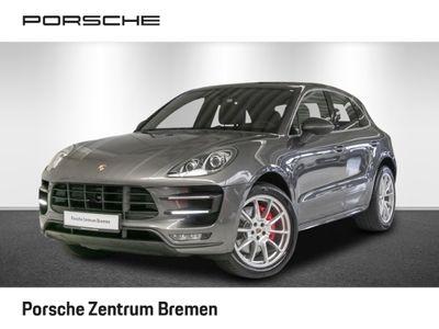 gebraucht Porsche Macan Turbo ACC El. Panodach Luftfederung