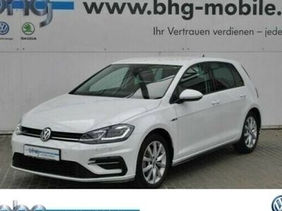 gebraucht VW Golf Highline 1.5 TSI R-Line Navi Radio