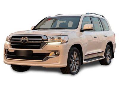 gebraucht Toyota Land Cruiser EXECUTIVE*V8*4,5L*ENTERTAINMENT*TOP*LEDER*SITZKάHLUNG*