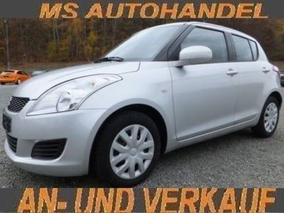 käytetty Suzuki Swift 1.2 1.Hd+Allrad+CD+ZVFb+elFh