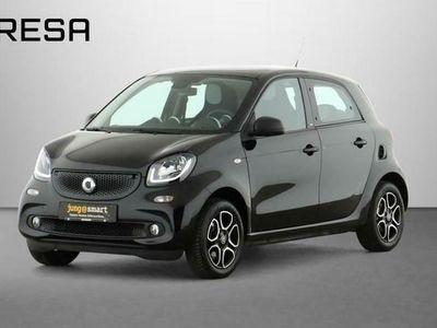gebraucht Smart ForFour 66 kW passion Pano.-Dach DAB EPH hinten