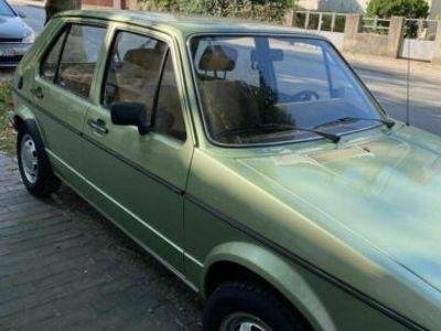 gebraucht VW Golf I von 1982 Automatik mit Wertgutac...